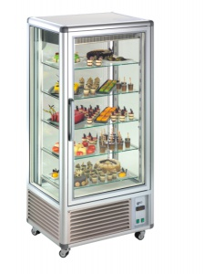 Vertical cabinets GGF 450 LED